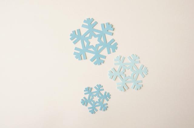 切り紙 折り紙